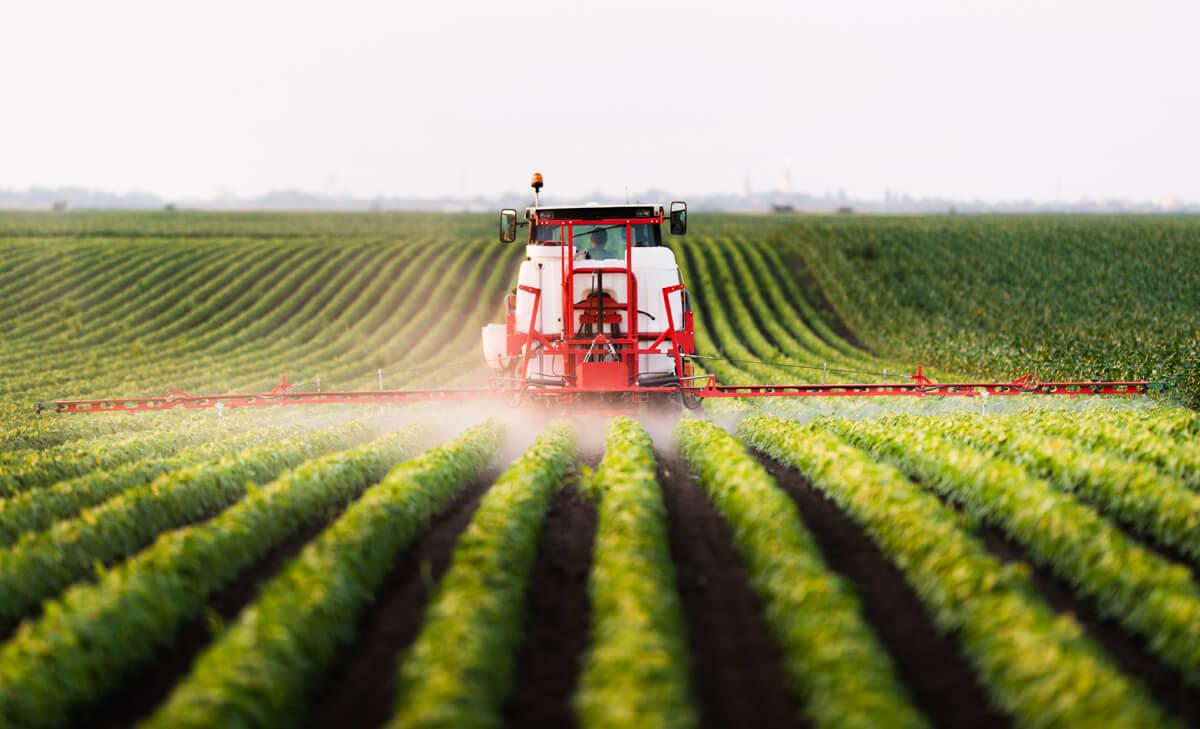 Már ellenőrzik a növényvédőszerek kezelését