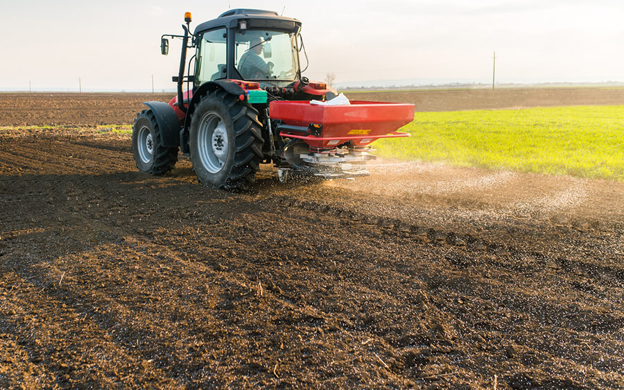Hogyan javíthatjuk a nitrogén műtrágya hasznosulását?